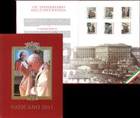 Vatikanet - Årbog 2011 - Årbog let skade på bogens hjørne. Spar 20%