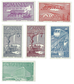 Roumanie - 1939 série neuve