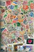 Hongrie - 3000 timbres différents