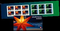 Grønland - Julen 2019 - Postfrisk frimærkehæfte