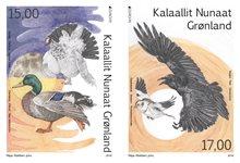 EUROPA - Nationale fugle - Postfrisk - Sæt