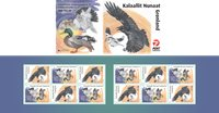 Stamp booklet no. 27 EUROPA - Mint - Set