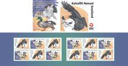 Frimærkehæfte nr. 27 EUROPA - Postfrisk - Sæt