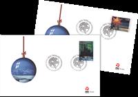 Julefrimærker 2019 - FDC/1