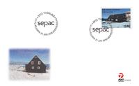 SEPAC: Gamle beboelseshuse - FDC/1