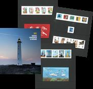 Denemarken - Jaarset 2019 - Postfris velletje