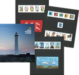 Danmark - Årsmappe 2019 - Postfrisk årsmappe