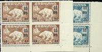 Grønland - Provisorier 1956