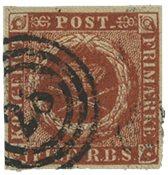 Danmark - 1854 - 4 RBS
