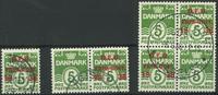 Danmark - AFA 245