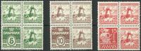 Danmark - AFA 236-38 postfrisk