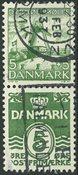 Danemark - AFA 234 obl.