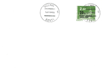 Estland 1994 - FDC - LAPE nr. 242