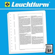 LEUCHTTURM Suplemento-MEMO Alemania 2018