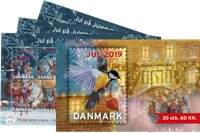 Denmark - Christmas seals 2019 - Mint booklet of 30 stamps
