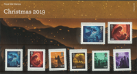 Grande-Bretagne - Noël 2019 - Présentation souvenir