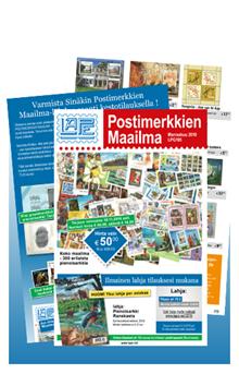Postimerkkien Maailma - LPG195