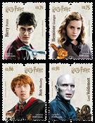 Portugal - Harry Potter - Postfrisk sæt 4v
