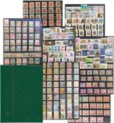 Hungary - 3000 different stamps - In stockbook