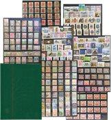 Ungarn - 3000 forskellige frimærker - I indstiksbog