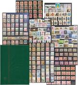 Hongrie - 3000 timbres différents - Dans un classeur