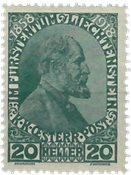 Liechtenstein 1918 - Michel  10 - Postfrisk