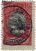 Liechtenstein 1921 - Michel  54-a - Oblitéré