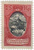 Liechtenstein 1921 - Michel  54-a - Neuf