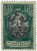 Liechtenstein 1921 - Michel  55 - Neuf avec charnière