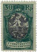 Liechtenstein 1921 - Michel  55 - Neuf