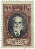 Liechtenstein 1921 - Michel  56 - Neuf