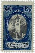 Liechtenstein 1921 - Michel  57 - Neuf