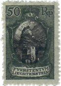 Liechtenstein 1921 - Michel  58 - Neuf avec charnière