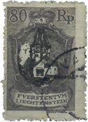 Liechtenstein 1921 - Michel  59 - Oblitéré