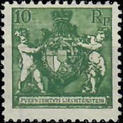 Liechtenstein 1924 - Michel  63 - Postfrisk