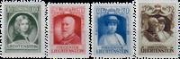 Liechtenstein 1929 - Michel  90-93 - Postfrisk
