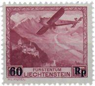 Liechtenstein 1935 - Michel  148 - Ubrugt