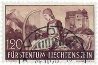 Liechtenstein 1937 - Michel  168 - Oblitéré