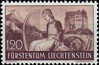 Liechtenstein 1937 - Michel  168 - Postfrisk