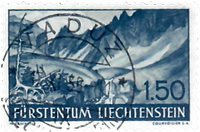 Liechtenstein 1937 - Michel  169 - Oblitéré
