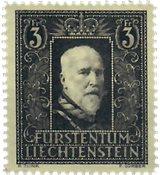 Liechtenstein 1938 - Michel  171 - Neuf
