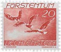 Liechtenstein 1939 - Michel  175 - Neuf