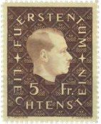 Liechtenstein 1939 - Michel  185 - Neuf