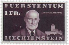 Liechtenstein 1940 - Michel  189 - Neuf