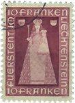 Liechtenstein 1941 - Michel  197 - Oblitéré