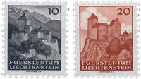 Liechtenstein 1943 - Michel  222-223 - Postfrisk