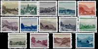 Liechtenstein 1944 - Michel  224-237 - Postfrisk