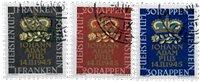 Liechtenstein 1945 - Michel  240-242 - Stemplet