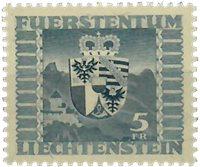Liechtenstein 1945 - Michel  243 - Postfrisk