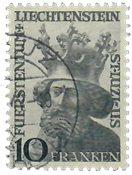 Liechtenstein 1946 - Michel  247 - Stemplet